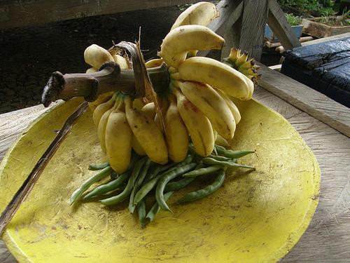 Banana-maçã